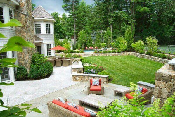 Vì sao phải thiết kế cảnh quan sân vườn