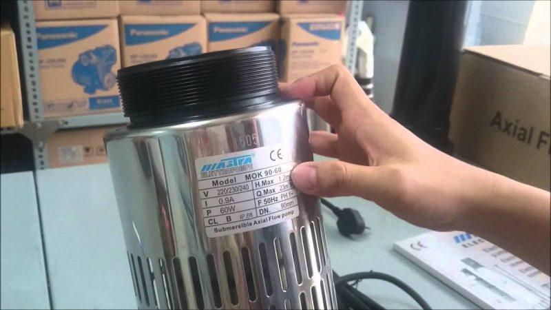 Cách chọn máy bơm hồ cá Koi tiết kiệm điện phù hợp với diện tích hồ cá Koi