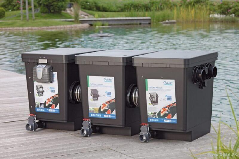 Hệ lắng lọc 3 thùng hồ Koi là gì?
