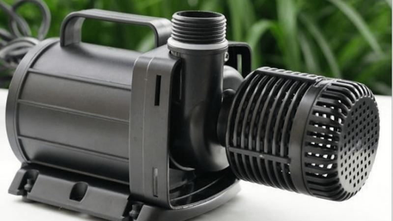 Lưu ý khi sử dụng máy bơm hồ cá Koi tiết kiệm điện