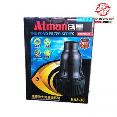 Bơm tạt hồ koi Atman HAS-25 150w