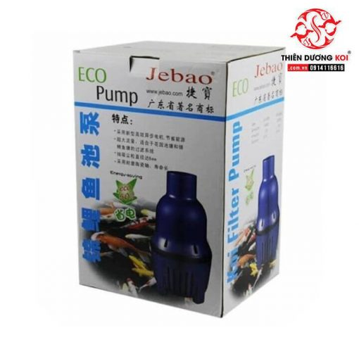 Bơm tạt hồ koi Jebao LP-16000 100w (16.0m³/h-2.5m)