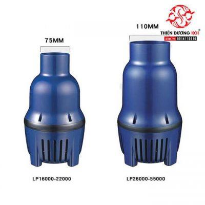 Bơm tạt hồ koi Jebao LP-55000 560w (55.0m³/h-5.0m)