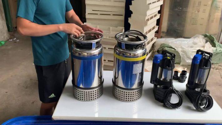 Các loại máy bơm tạt hồ Koi được sử dụng phổ biến trên thị trường hiện nay