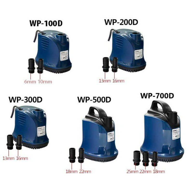 Những thương hiệu máy bơm hút đáy được đánh giá cao trên thị trường hiện nay