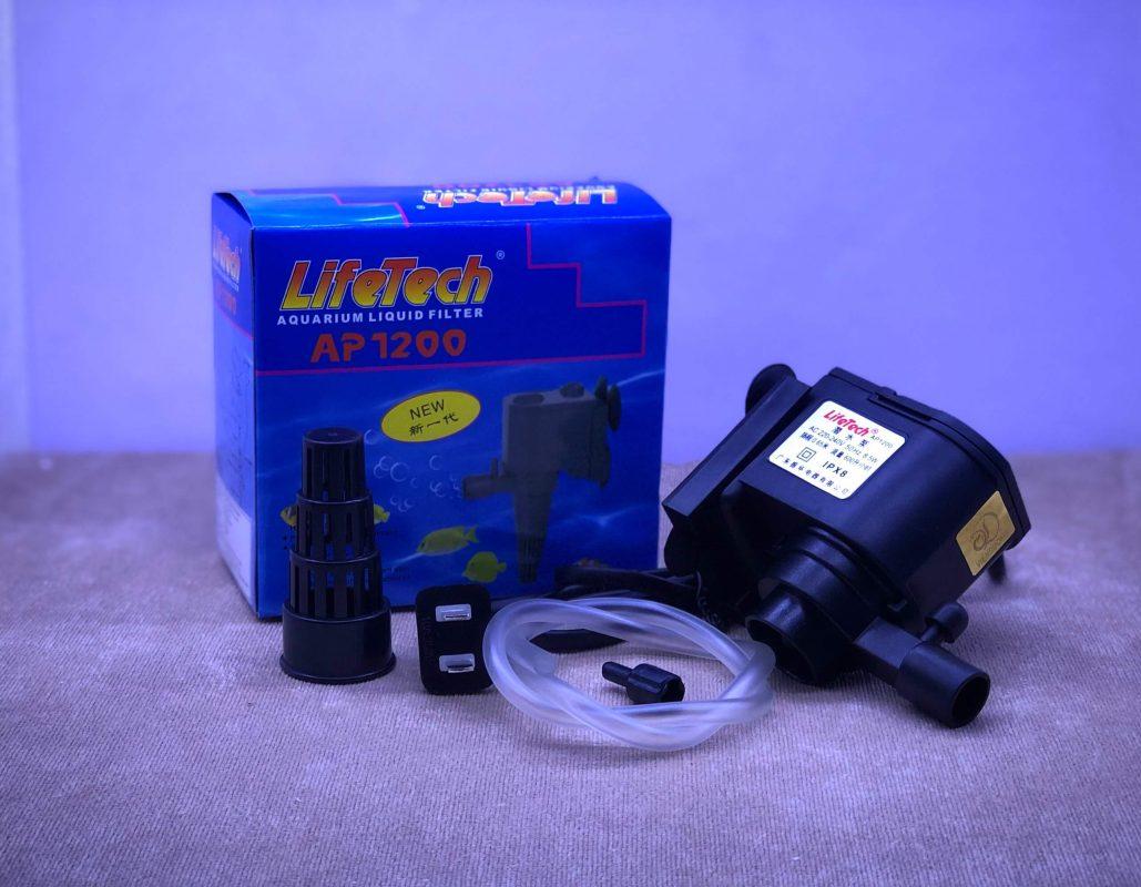 Cách lựa chọn máy bơm Lifetech hồ cá
