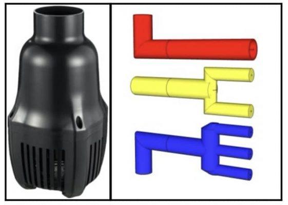 Cách lựa chọn máy bơm tạt hồ Koi