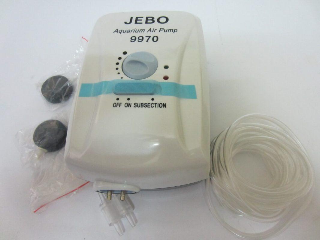 Đặc điểm của máy sủi Jebo 9970