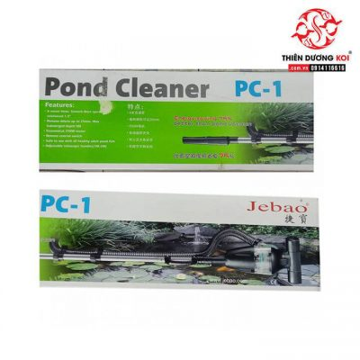 Dụng cụ vệ sinh hồ cá Jebao PC
