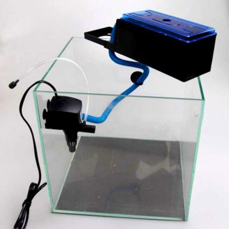 Gía máy lọc bể cá mini