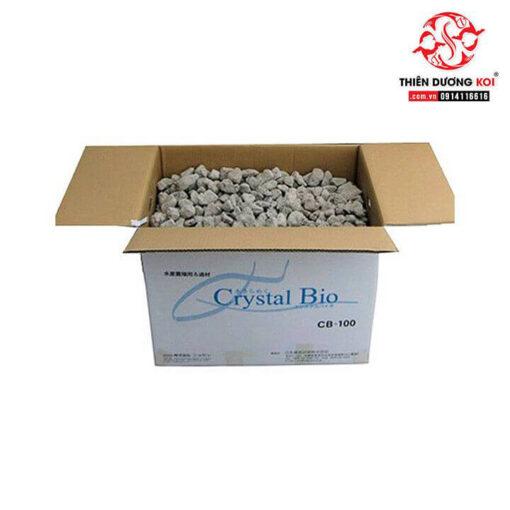 gốm lọc crystal bio-1