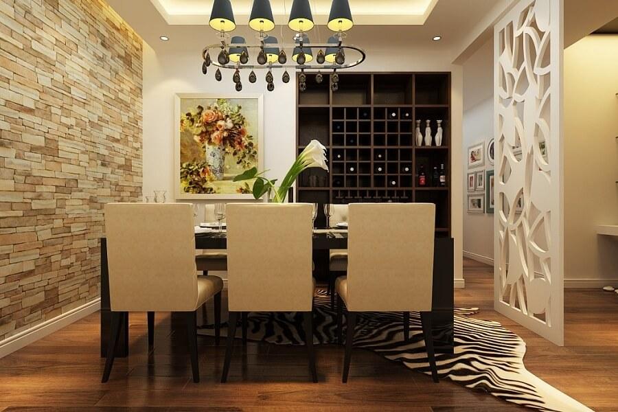 Nguyên tắc chọn đá để trang trí cho không gian ngôi nhà của bạn
