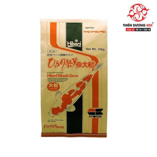 Thức Ăn Cá Koi Hikari Wheat-Germ (15 Kg)