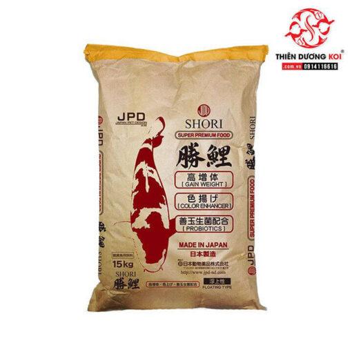 Thức Ăn Cá Koi JPD Shori (15Kg)