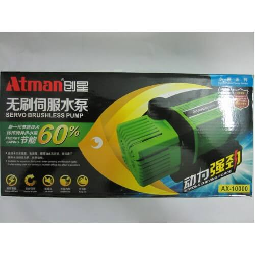 Gợi ý cách chọn máy bơm Atman 10000 cho hồ nuôi nhà bạn