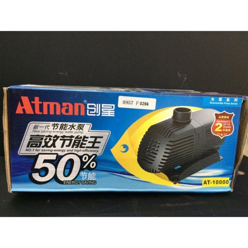 Hướng dẫn bảo quản và vệ sinh máy bơm hồ cá Atman 10000