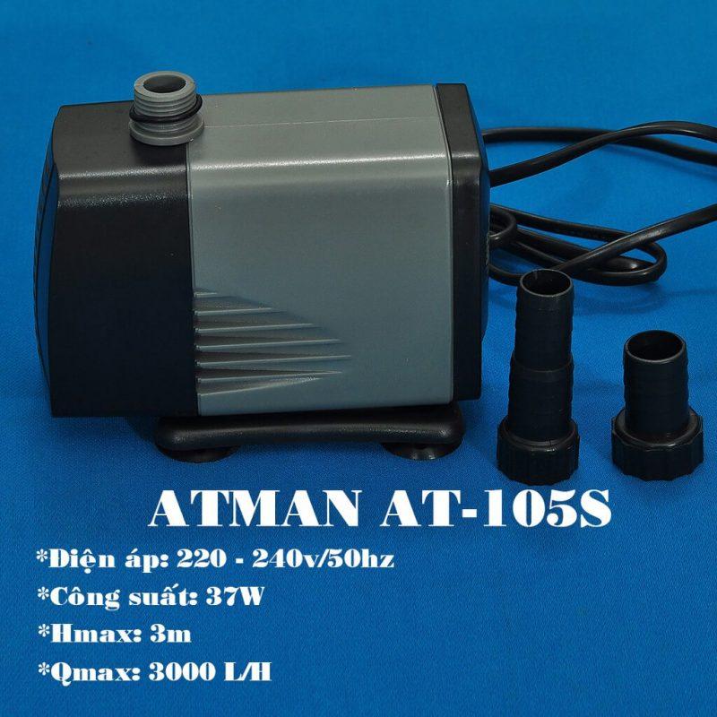 Máy bơm Atman 105s có giá bao nhiêu?