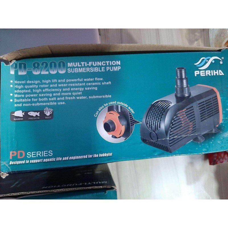 Một số lưu ý khi sử dụng máy bơm Periha PD 8200