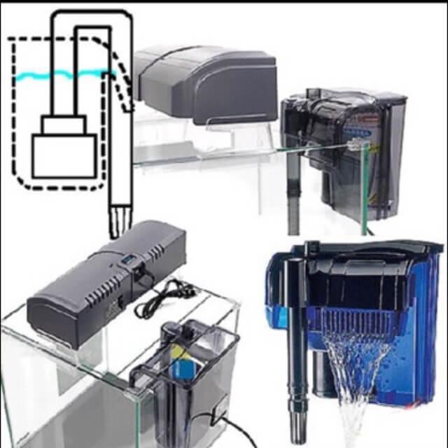 Quy trình hoạt động của máy lọc treo CS2