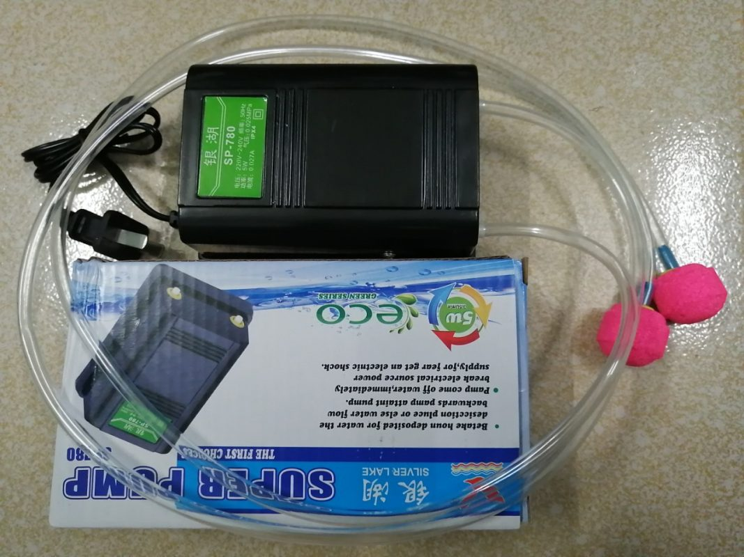 Tác dụng của máy sủi oxy nhiều vòi