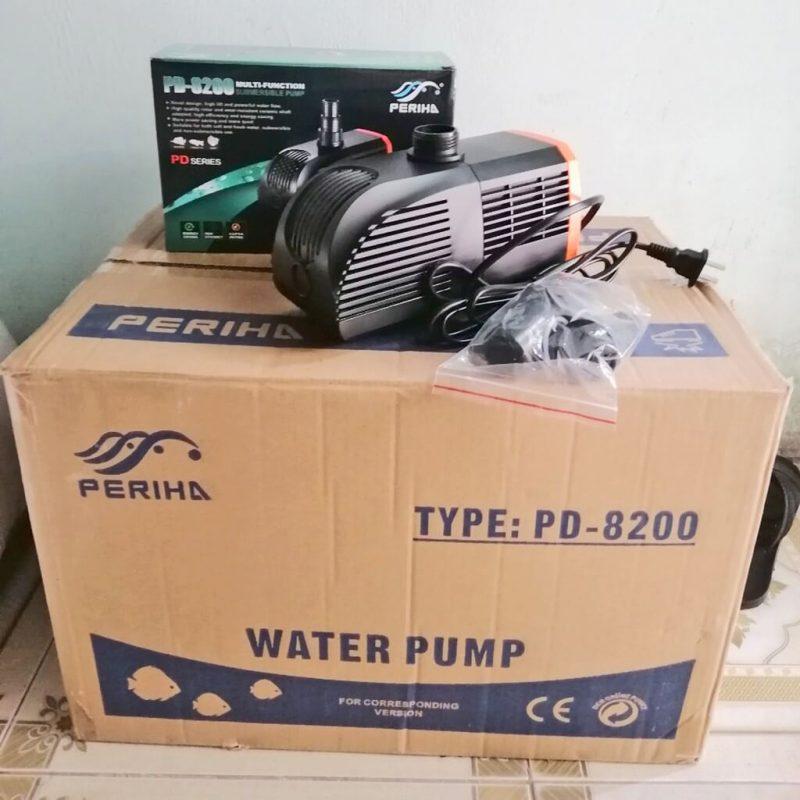 Thiên Dương Koi địa chỉ uy tín cung cấp máy bơm Periha PD 8200 giá rẻ