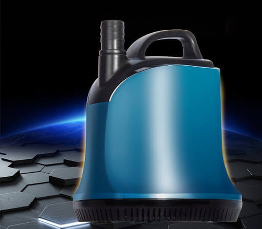 Tính năng của máy bơm hút đáy bể cá Koi