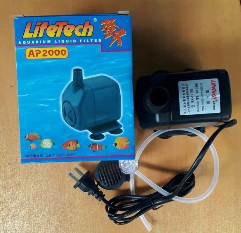 Ưu điểm của máy bơm Lifetech AP 1550