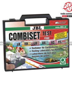 Bộ test nước cao cấp cho hồ cá koi JBL Test Combi Set Pond