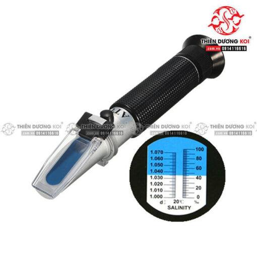 Khúc xạ kế đo mặn ATC