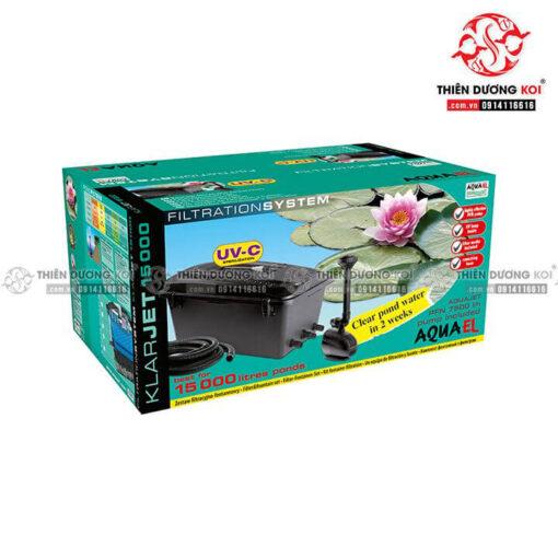 Lọc thùng Aquael KlarJet 5000 5m3