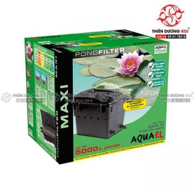 Lọc thùng Aquael Maxi 1 Pond Filter 10m3