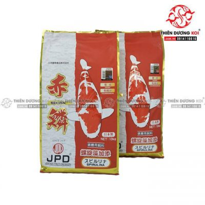 Thức Ăn Cá Koi JPD Sekirin (10Kg)