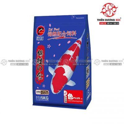 Thức ăn cá Koi Porpoise Color (35% đạm)
