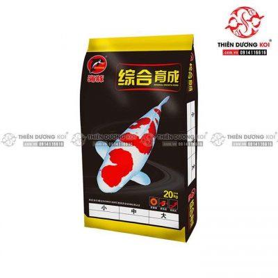 Thức ăn cá Koi Porpoise Growth (38% đạm) 20kg
