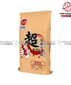 Thức ăn cá Koi Porpoise Super Growth A+ (45% đạm) 15kg